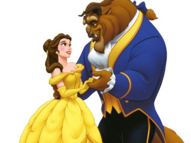 Thème anniversaire La Belle et la Bête